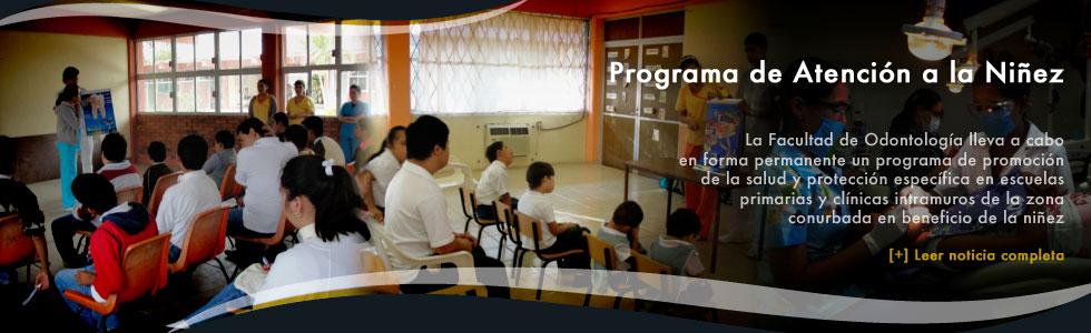 Programa de Atención a la Niñez